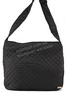 Женская стеганая спортивная тканевая сумка почтальонка art. 29-24, фото 1