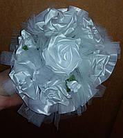 Свадебный букет-дублёр невесты (белый)