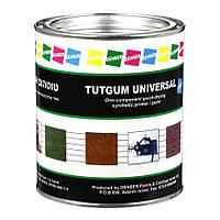 Грунт-эмаль быстросохнущая для алюминия, оцинкованых металлов Tutgum Universal DENBER 0,75л