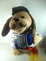 Собачка Ловелас в вышиванке