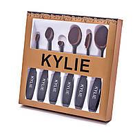 Набор кистей для макияжа  Kyli