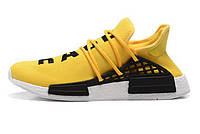 Мужские кроссовки Adidas Pharrell Williams NMD Human Race Yellow