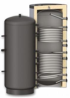 Емкость буферная (теплоаккумулятор) PR2 2000л Sunsystem Болгария