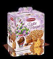 Пасхальный панеттоне Balocco Dolce Pasqua 750г.