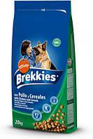 Brekkies Dog Chicken 20кг ( 1кг - 52 грн ) Испания