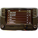 Штатная Автомагнитола MIB-G RCD330+ для VW CRAFTER с навигацией, фото 2
