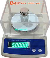 Весы лабораторные ВЛ-600 г