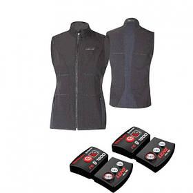 Жилет с подогревом Lenz heat vest 1.0 men М black