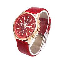 Часы наручные Geneva A7 Red