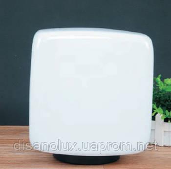Світильник Парковий Куб білий NF1819 (S) IP44 E27