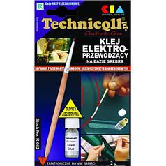 Клей токопроводящий TECHNICQLL 2 грамм (R-082) электропроводящий