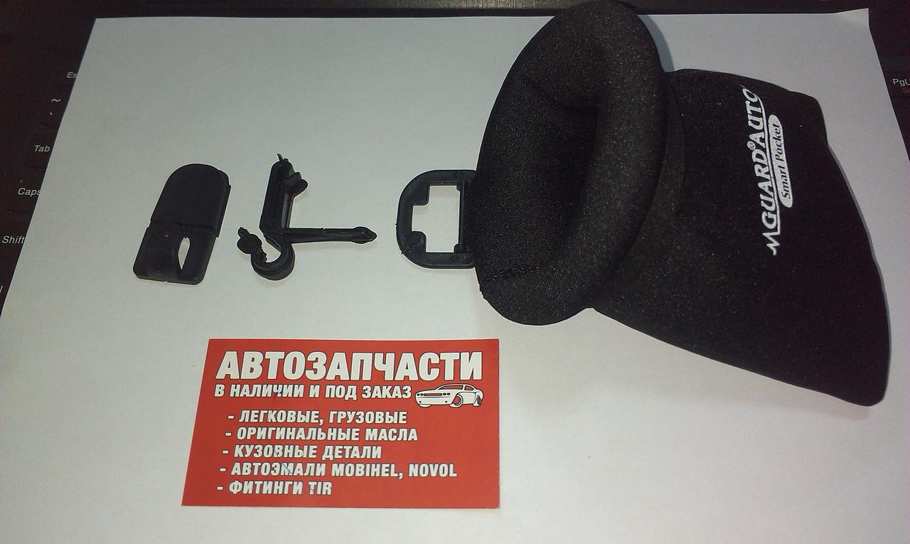 Карман для телефона или мелочевки черный