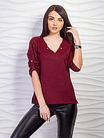 Блуза женская 3/4 рукав p.42-48 VM2243-1