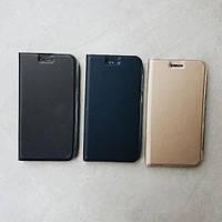 Кожаный чехол-книжка KIWIS для Xiaomi Redmi Note 4 (3 цвета), фото 1