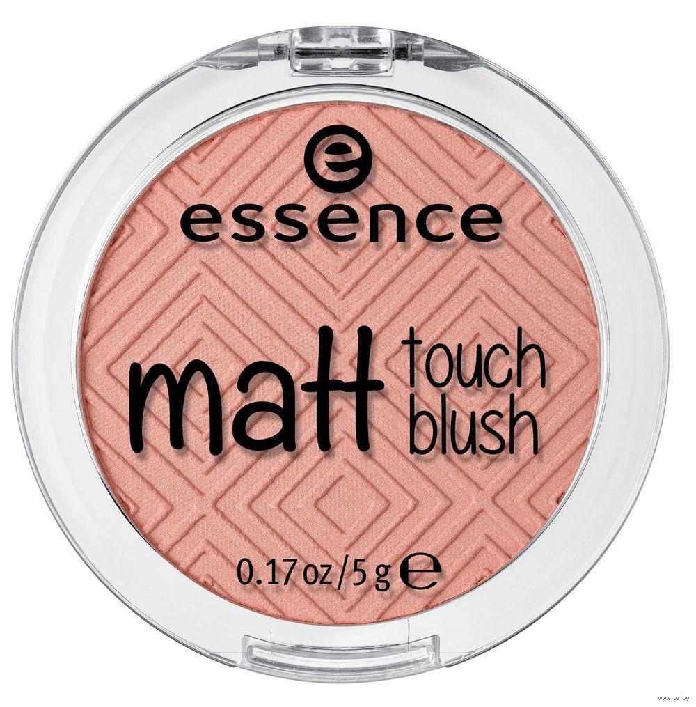 Eccence румяна matt touch blush, фото 1