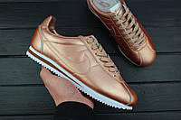 Кроссовки женские Nike Classic Cortez / NKR-1532, Найк Кортез (Реплика)