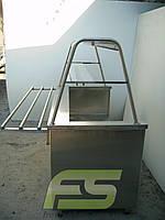 Столовое оборудование  Мармит первых блюд М 1Б-2