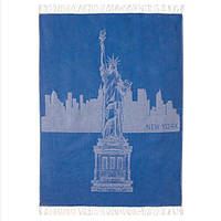 Плед хлопковый NEW YORK 140х200