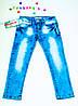 Модные джинсы  для девочки (6-8,14 лет)