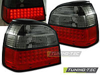 Стопы фонари тюнинг оптика Volkswagen Golf 3