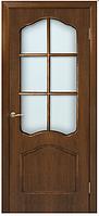 Дверное полотно Каролина ПО орех, фото 1