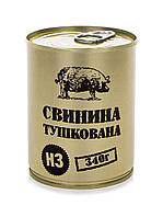 Консервы НЗ тушенка свиная