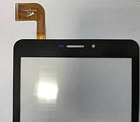 """Тачскрин № 12 для 7"""", 51 pin, PB70PGJ3535 Nomi C070010 Corsa 7 3G, черный,  размер 183*108 мм"""