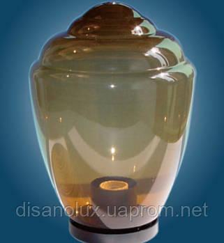 Світильник Парковий Амфора димчастий NF1804 Е27 IP44