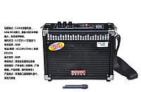 Портативная колонка DP-A40 на акумуляторе
