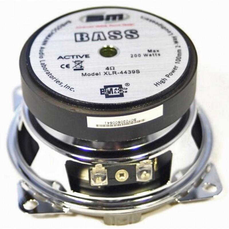 "Автомобильная акустика 4"" (10см) 2-х полосная коаксиальная BM Boschmann XLR-4439S 200W"