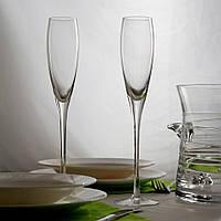 Комплект бокалов для шампанского 2 шт. SK-2012