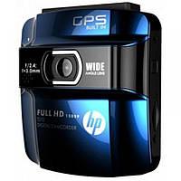 Видеорегистратор HP F210 Blue