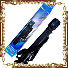Фонарик Led Strong Light Flashlight ZOOM 6083