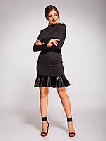 1a741661125 Платье - футляр с воланами оптом в Донецке. Сравнить цены