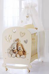 Детская кроватка Baby Expert CREMINO