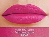 "Губная помада ""Матовый идеал"", Avon, цвет Splendidly Fuchsia, Роскошная фуксия, Эйвон, 25347"