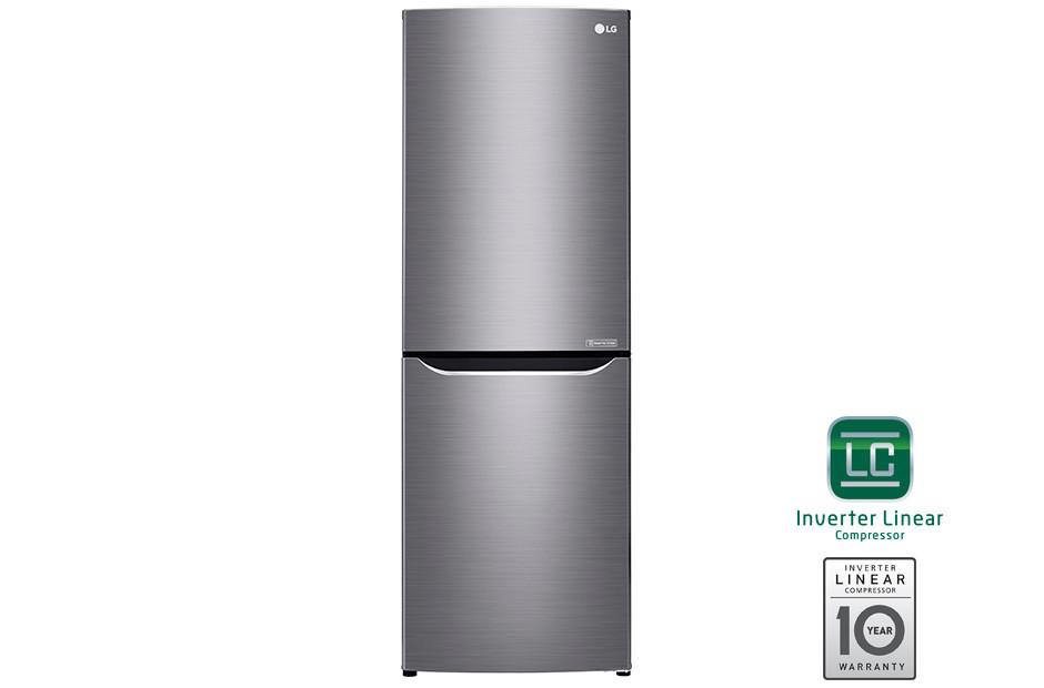 Двухкамерный холодильник Lg GA-B389SMCZ