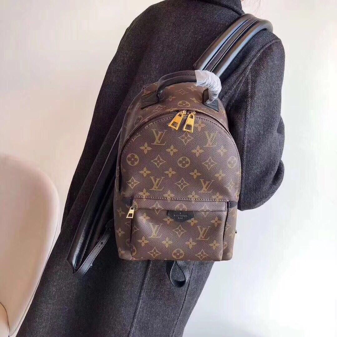 e3f8f16a3724 Рюкзак Луи Витон Louis Vuitton Monogram средний: продажа, цена в ...