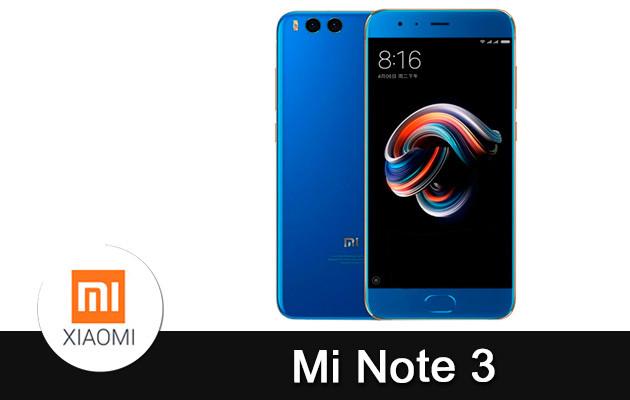 Чехлы, защитные стекла для Xiaomi Mi Note 3