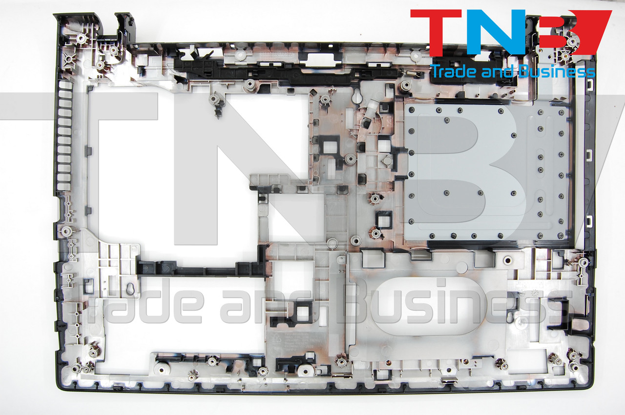 Нижняя часть (корыто) Lenovo G500S G505S Черный