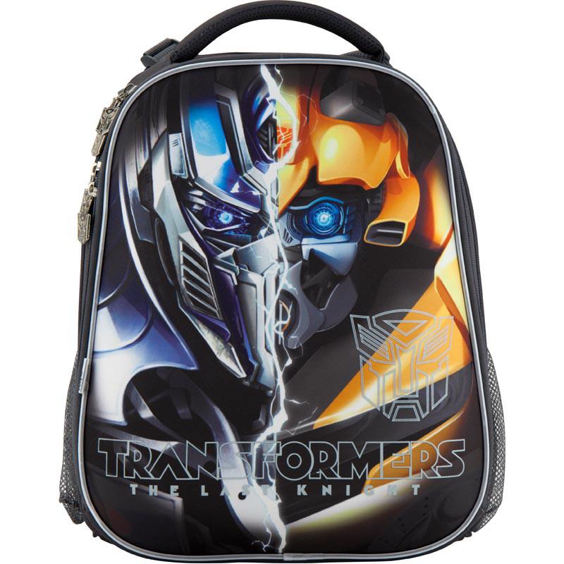 Рюкзак шкільний каркасний 531 Transformers TF18-531M