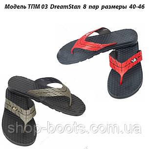 Мужские вьетнамки оптом DreamStan. 40-46рр. Модель вьетнамки ТПМ03, фото 2