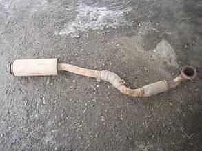 Труба приемная Chevrolet Lacetti Шевроле Лачетти Chevrolet Nubira Шевроле Нубира