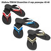 Чоловічі в'єтнамки оптом DreamStan. 40-46рр. Модель в'єтнамки ТПМ04