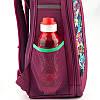 Рюкзак шкільний каркасний 703 Flowery K18-703M-2, фото 4