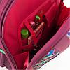 Рюкзак шкільний каркасний 703 Flowery K18-703M-2, фото 5