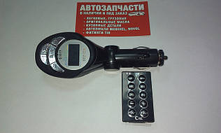 Модулятор FM с пультом (малый экран)