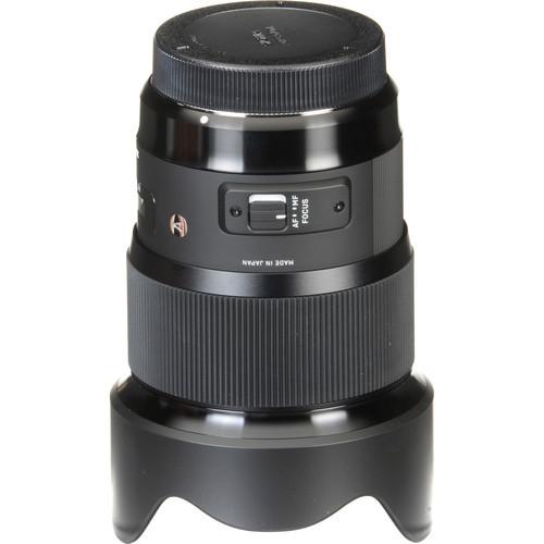 Объектив Sigma 20mm f1.4 DG HSM Art Lens for Nikon F (412955)