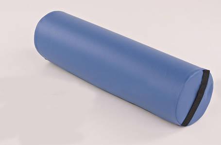 Валик массажный голубой/бежевый, фото 2