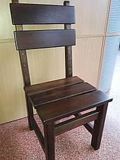 Стол к набор ГЕНУЯ 2,0 м. х 0,8м, фото 3